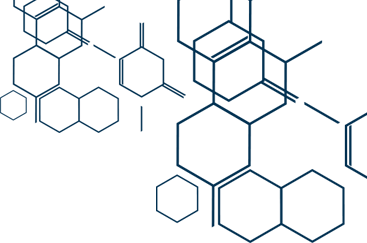 molecules-background